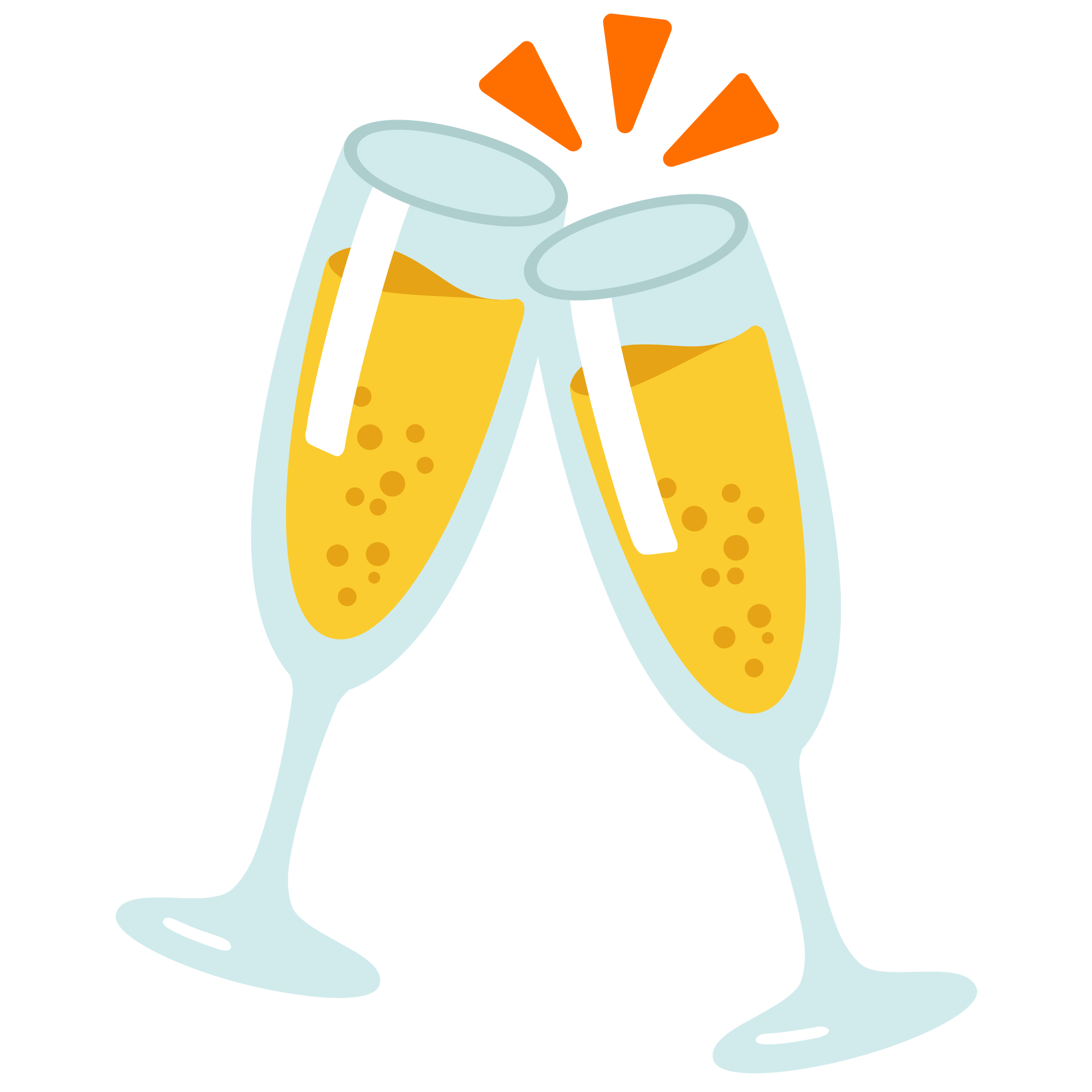 High cotton all things. Engagement clipart champagne glass