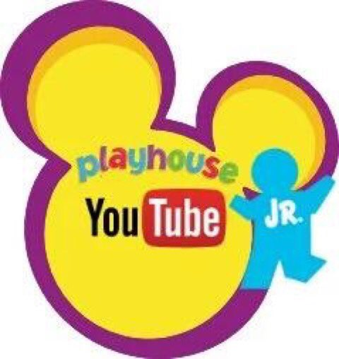 Playhouse youtube jr youtubeisoverparty. Announcement clipart advertiser