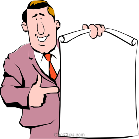 Announcement clipart cartoon. Free download best
