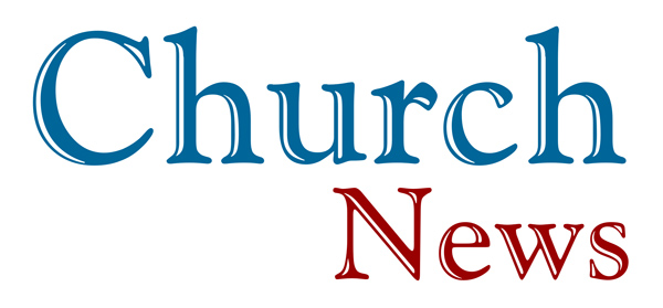 collection of newsletter. Announcement clipart church