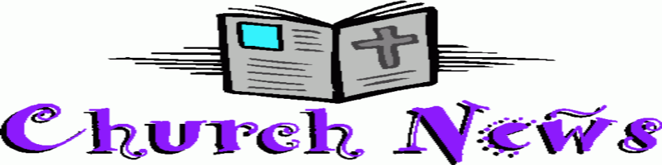 Announcements clipart church. Free news cliparts download