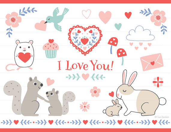 Announcement clipart cute. Baby shower birth valentines