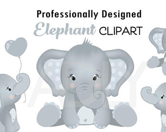 Etsy elephants digital png. Bath clipart elephant