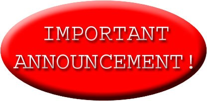 Announcement clipart important. Importance msra back to