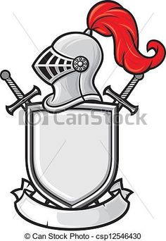 Announcement clipart medieval. Free clip art knights