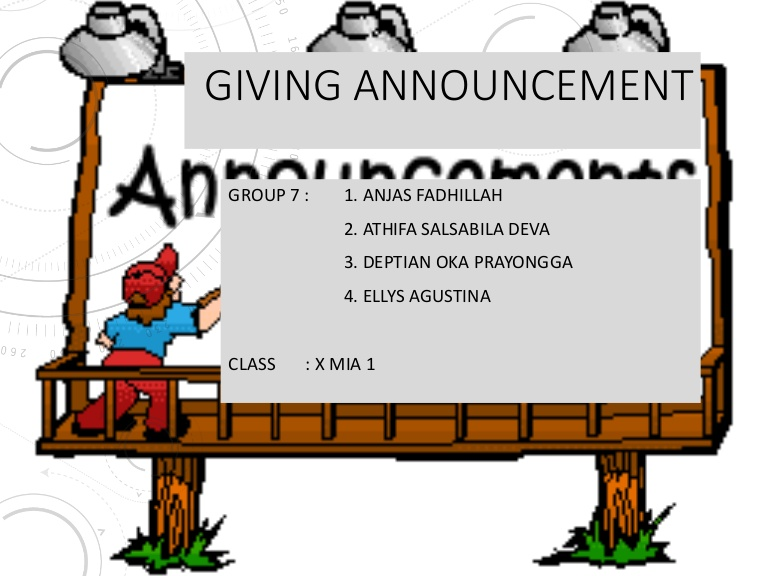 Givingannouncement lva app thumbnail. Announcement clipart morning announcement
