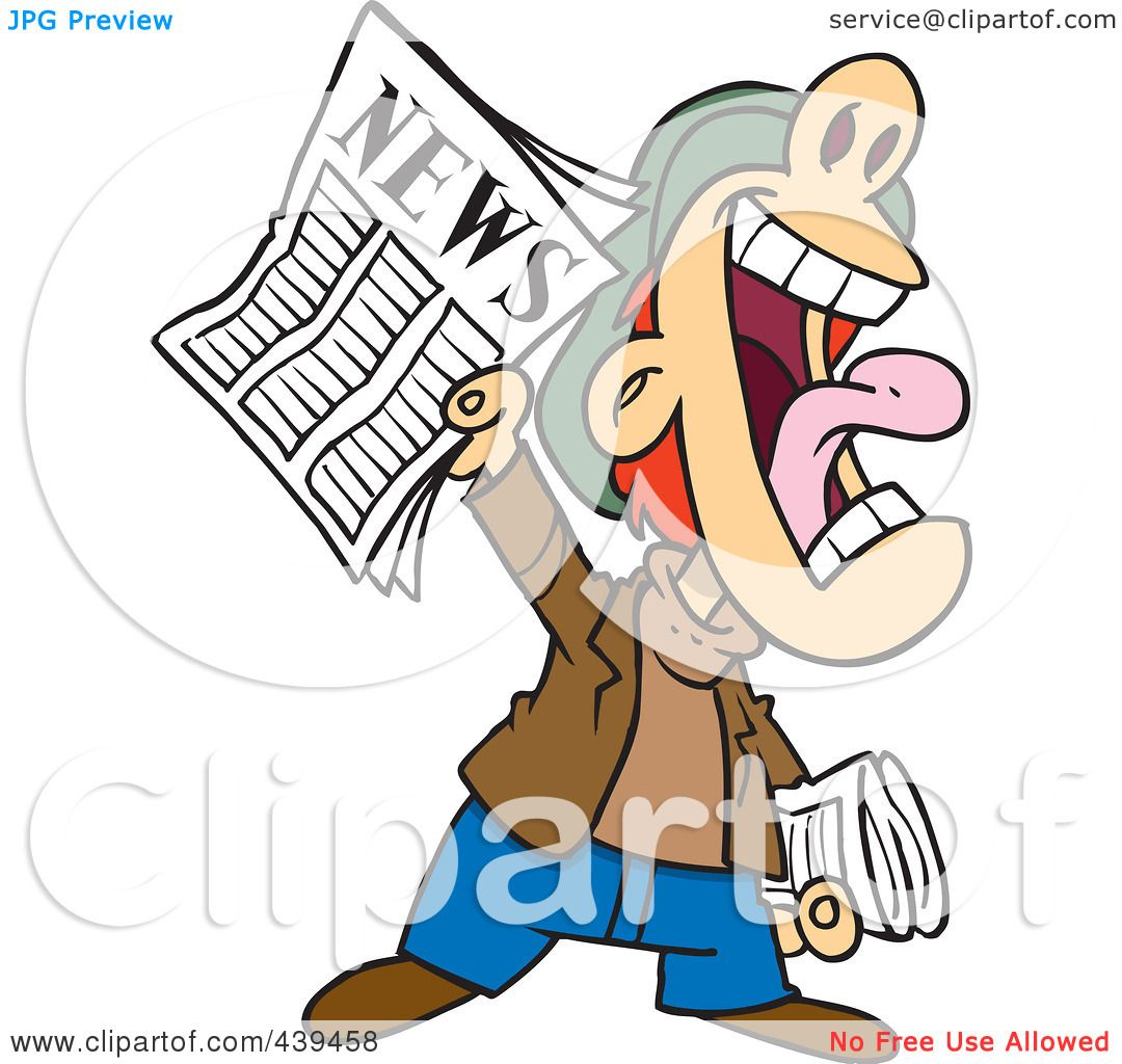 Announcement clipart news announcement. Free download best