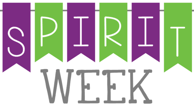 Cavalier week of october. Announcement clipart school spirit