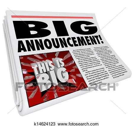 Announcement clipart special announcement. Https momogicars com drawing