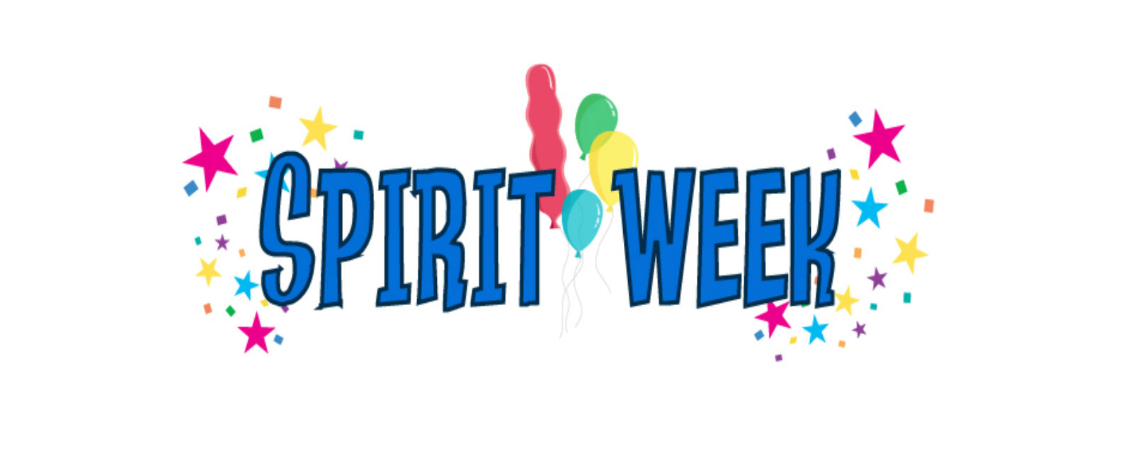 Announcement clipart spirit week. April nd th franklin