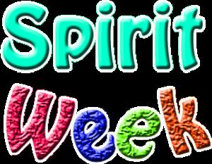 Liberty high school overview. Announcement clipart spirit week