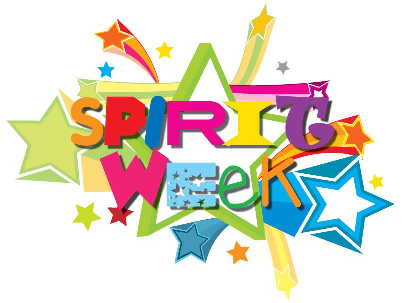 Announcement clipart spirit week. Audley s announcements lessons