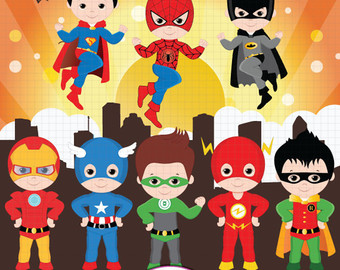 Announcement clipart superhero. Etsy super hero boys