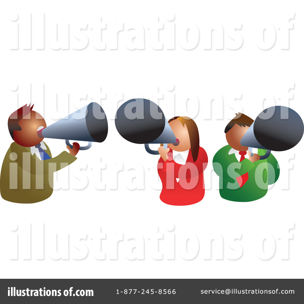 Announcement clipart team. Illustration by prawny royaltyfree