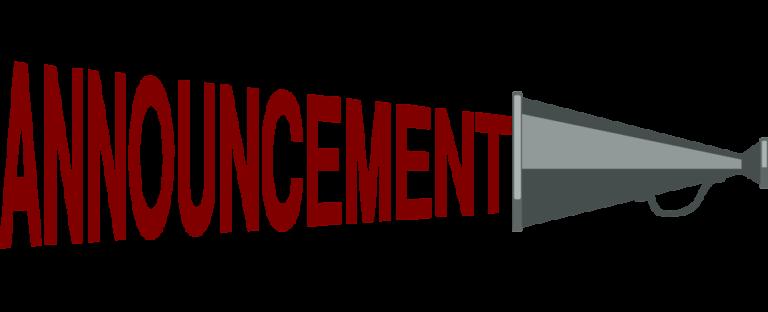 Announcements clipart church. Announcement cilpart vibrant idea