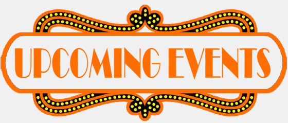 collection of events. Announcement clipart upcoming event