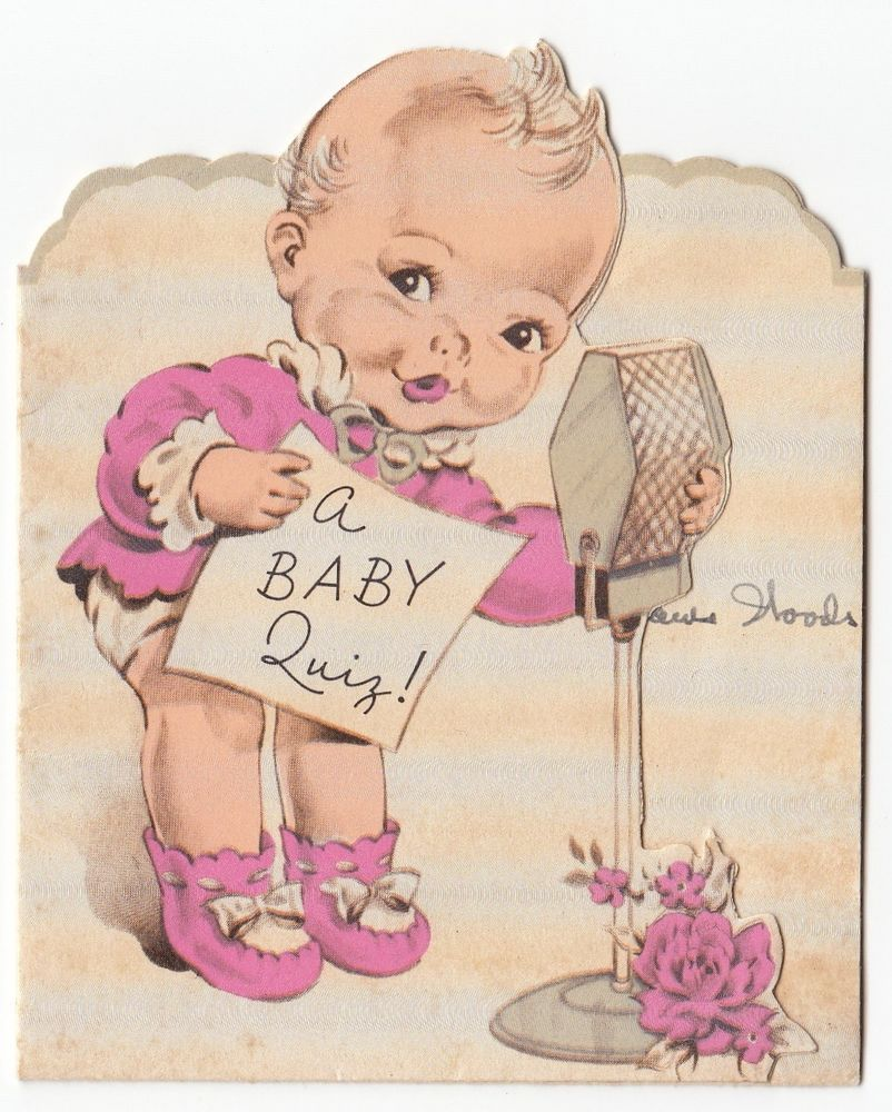 Announcement clipart vintage. Greeting card baby birth