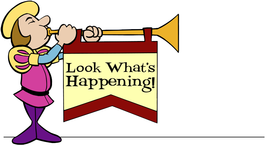 Is clip art free. Announcements clipart