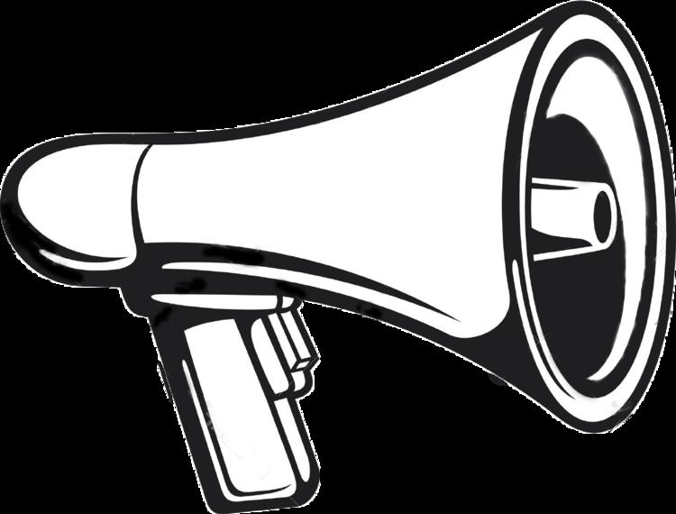 Announcements clipart activist. Spotlight our turn