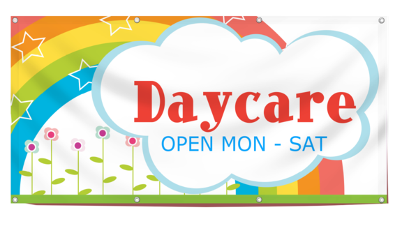 Custom banners for kids. Announcements clipart announcement banner