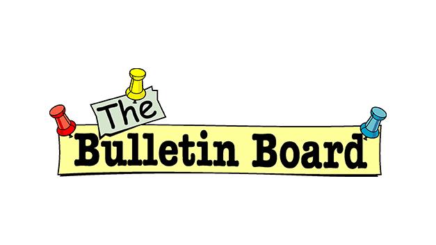 Chambana free bulletin asian. Announcements clipart announcement board