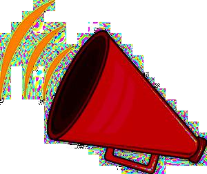 Announcement clipart annoucement. Server announcements have your