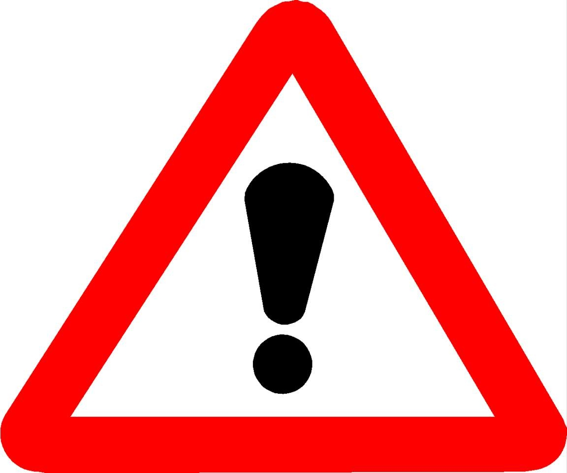 Attention clipart.  collection of images