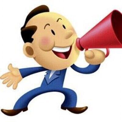 Sba sbannouncements twitter. Announcements clipart business announcement