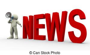 Illustrations and clip art. Announcements clipart business announcement