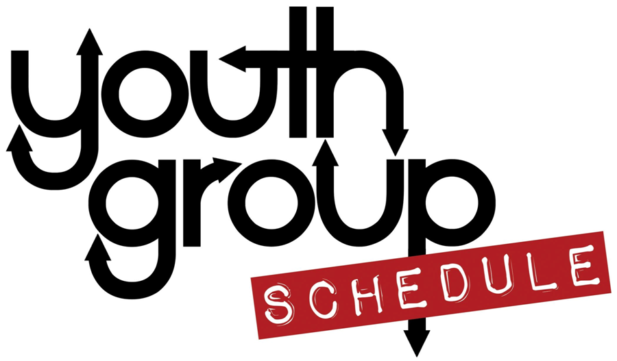 Youth church clip art. Announcements clipart group