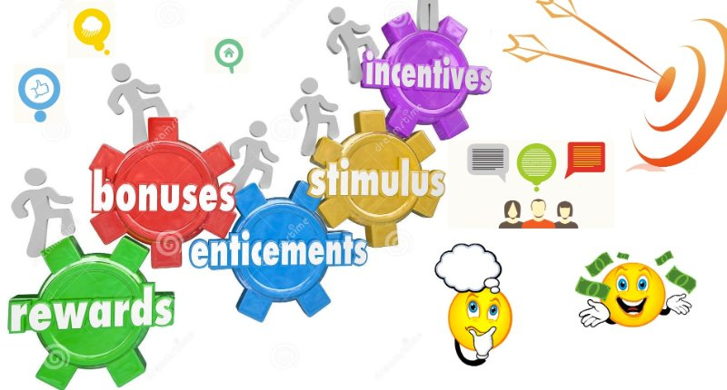 Announcements clipart incentive. Incentives for employees station