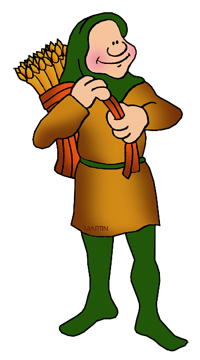 Free middle ages clip. Announcements clipart medieval