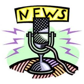 Announcements clipart morning announcement. News
