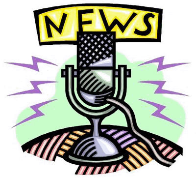 Image of clipartoons. Announcements clipart news announcement