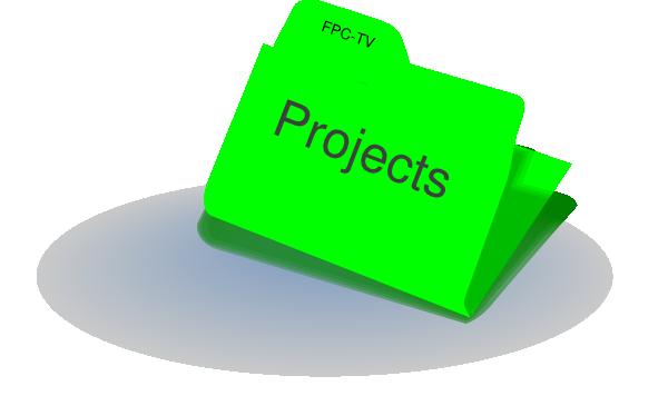 Announcements clipart project. Folder clip art at