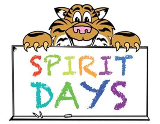 Announcements clipart school spirit. Days mrs sorce