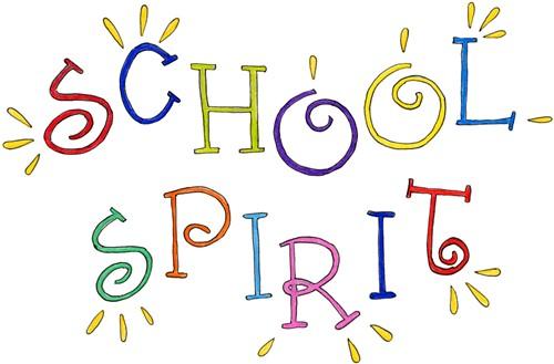 Announcements clipart school spirit. We ve got yes