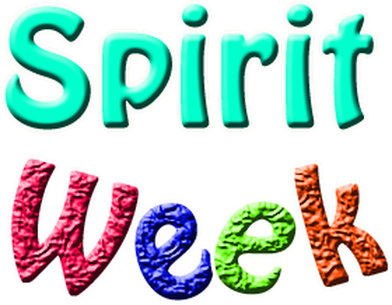 Announcements clipart spirit week. It s at cms