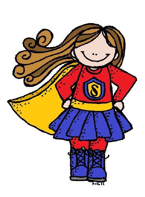 Superheroes clipart superhero class. Free melonheadz super heroes