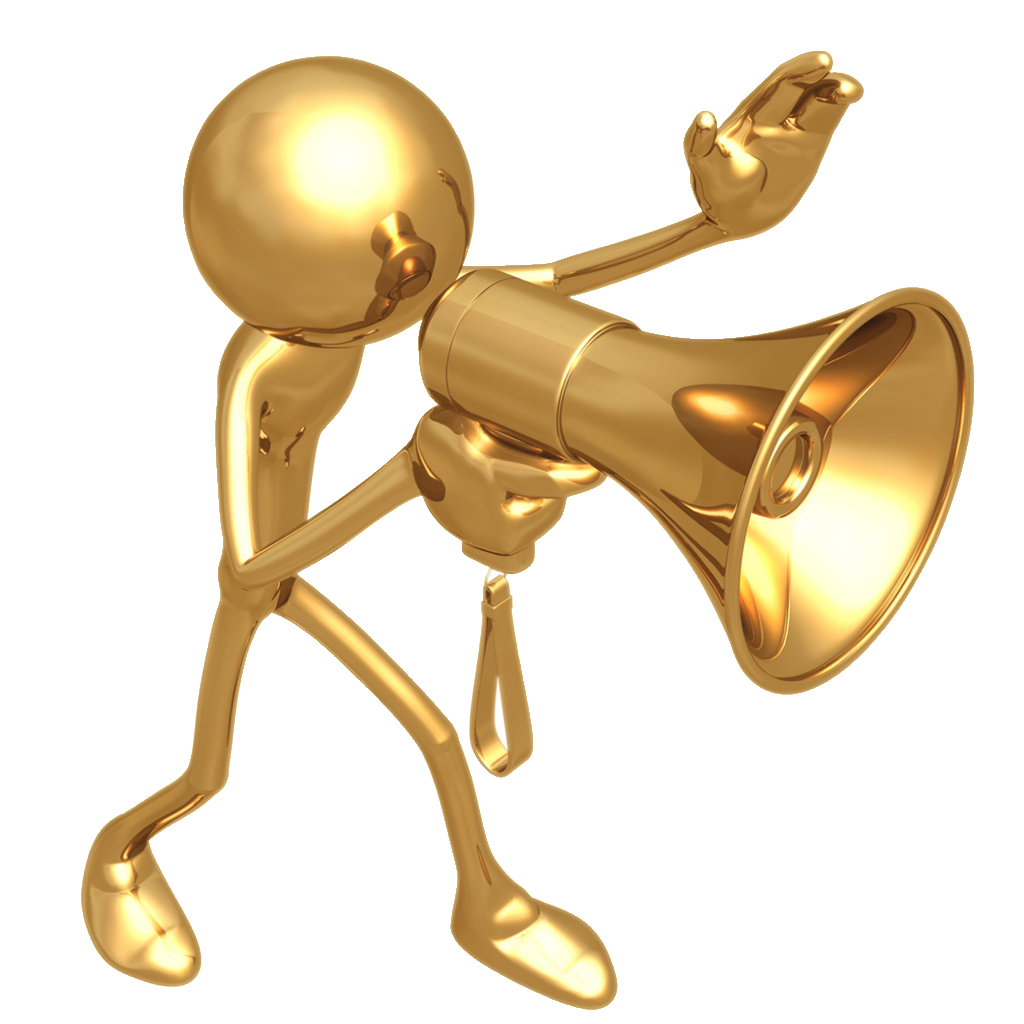 Free cliparts download clip. Announcement clipart horn
