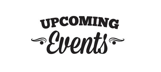 Events dachshund club of. Announcements clipart upcoming event