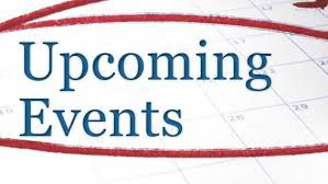 Events clip art at. Announcements clipart upcoming event