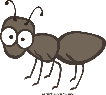 Free ant amazing cartoon. Ants clipart clear background