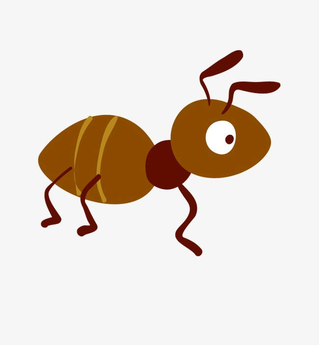 Cartoon toy decoration png. Ant clipart cooperation