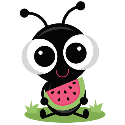 Ant station . Ants clipart cute