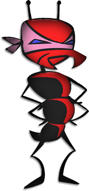 Ant clipart face. Animated ants free super
