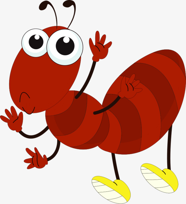 Ant clipart fire ant. Cute ants big png