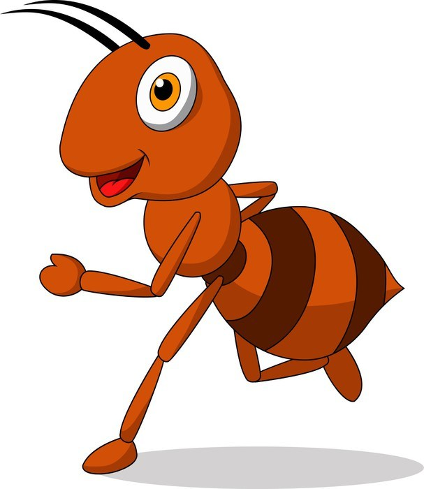 Ant clipart little ant. April ela student and