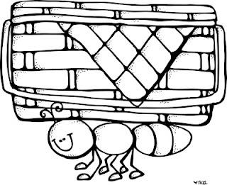 Ant clipart melonheadz.  best nursery rhymes