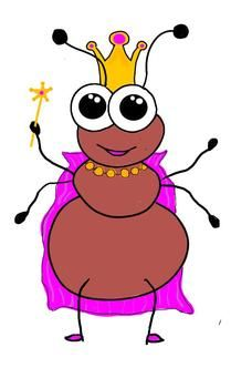 Ants clipart purple. Ant lifecycle and adorable